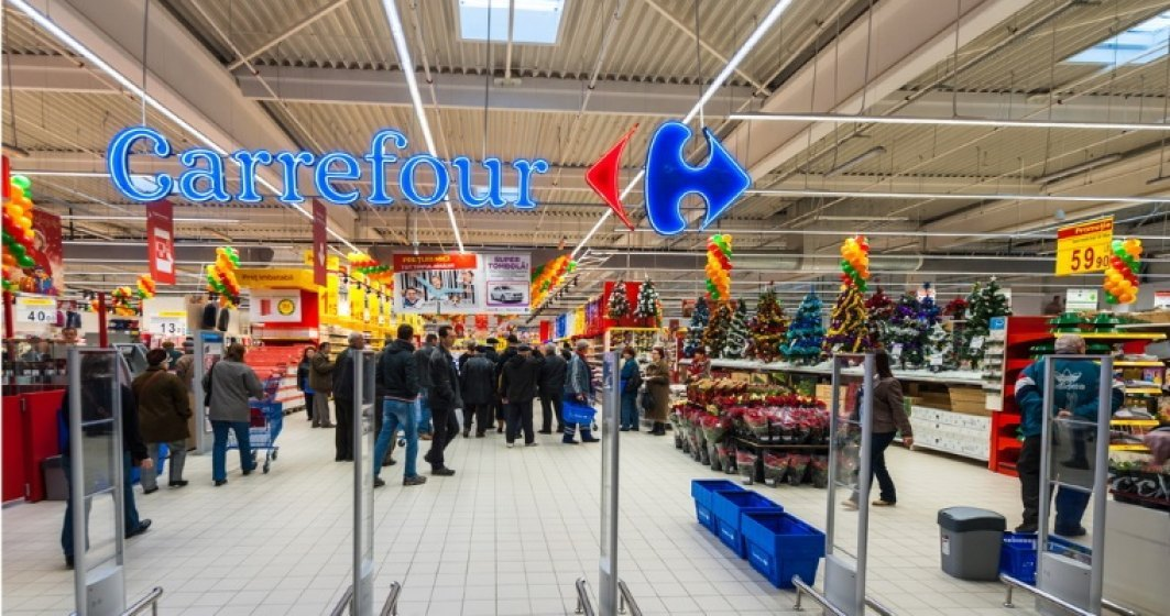 Carrefour renunta la marketplace