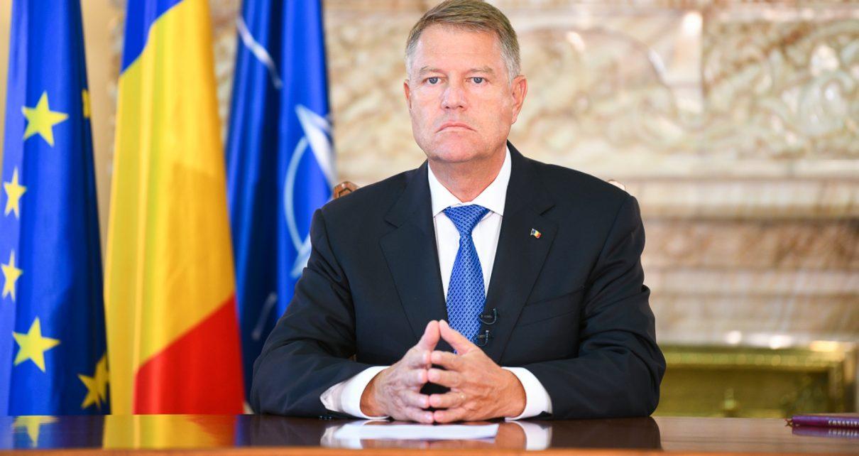 Klaus Iohannis afirma ca in starea de alerta Economia Romaniei nu va porni de la zero
