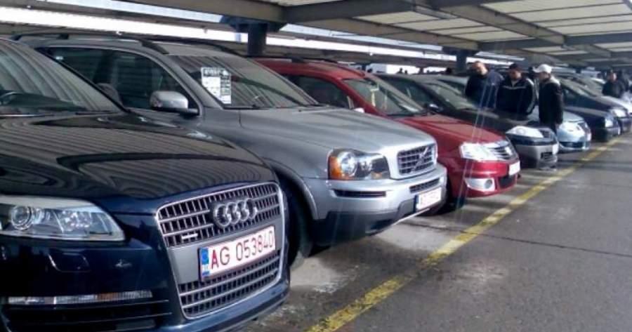 Vanzarile de masini second hand sunt in atentia ONU