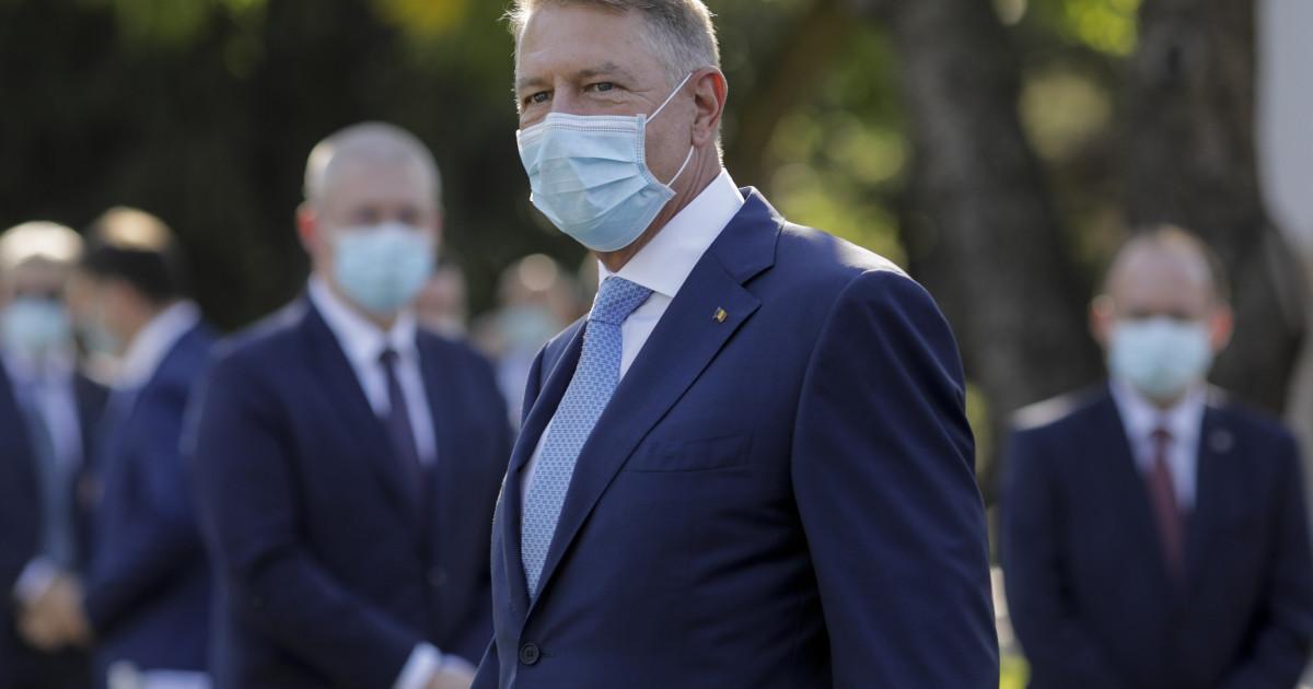 Iohannis sustine ca medicul Valeriu Gheorghita va conduce campania de vaccinare anti-covid