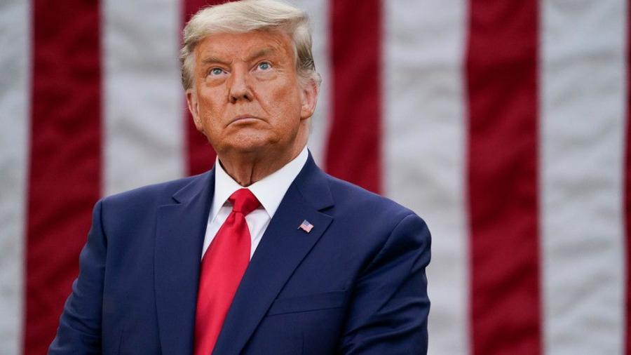 Ce spune Donald Trump despre candidatura sa la prezidentiale