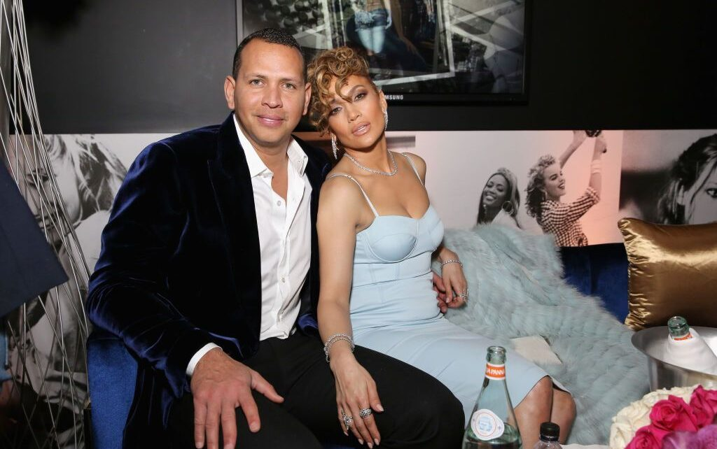 Jennifer Lopez si Alex Rodriguez s-au despartit