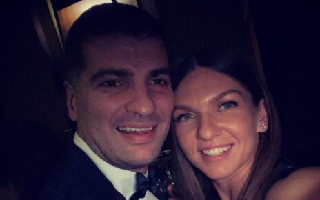 Simona Halep s-a casatorit cu Toni Iuruc