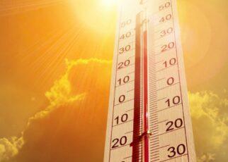 Iulie a fost cea mai calduroasa luna inregistrata vreodata pe Pamant