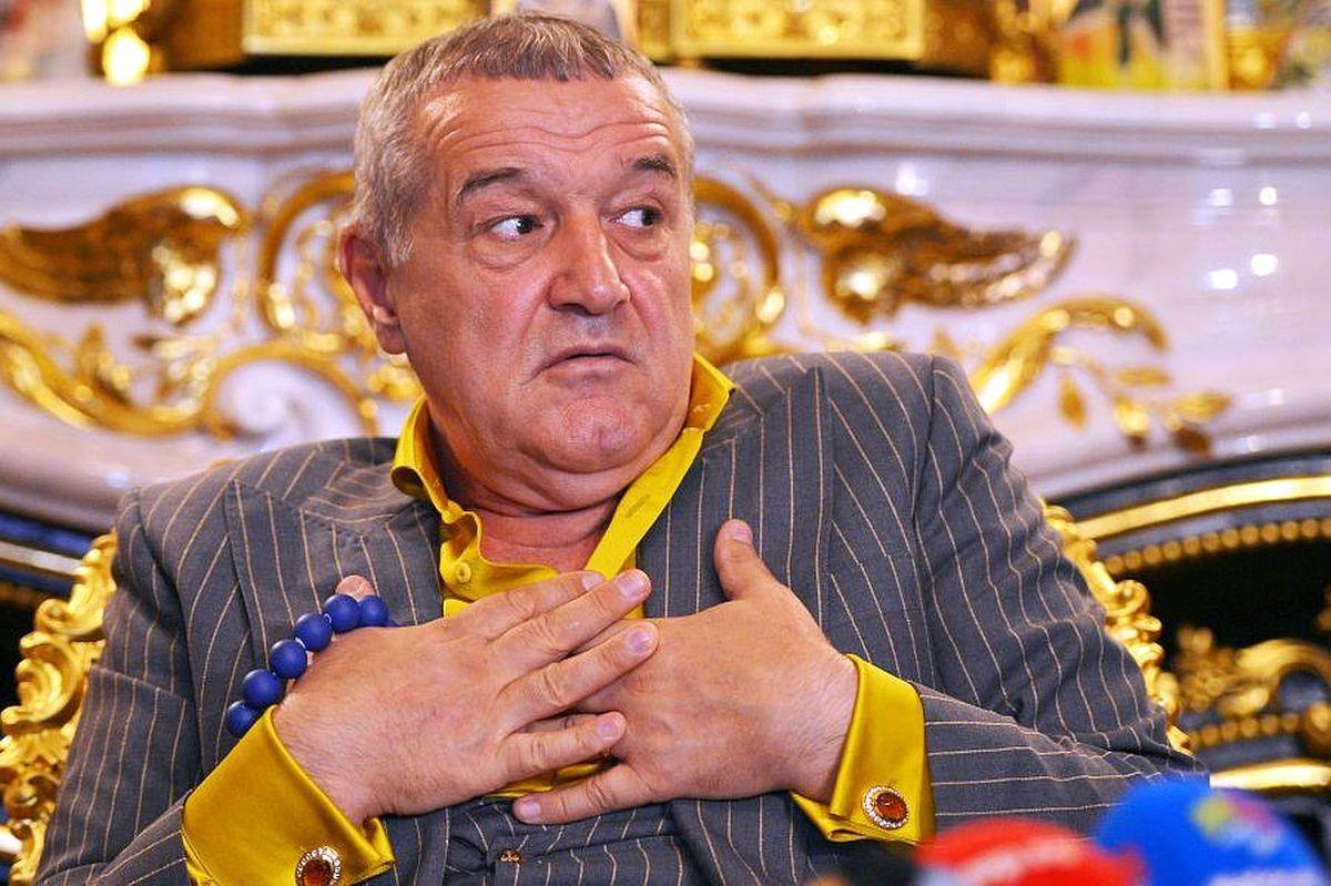 Gigi Becali amuzat de demiterea lui Marius Sumudica