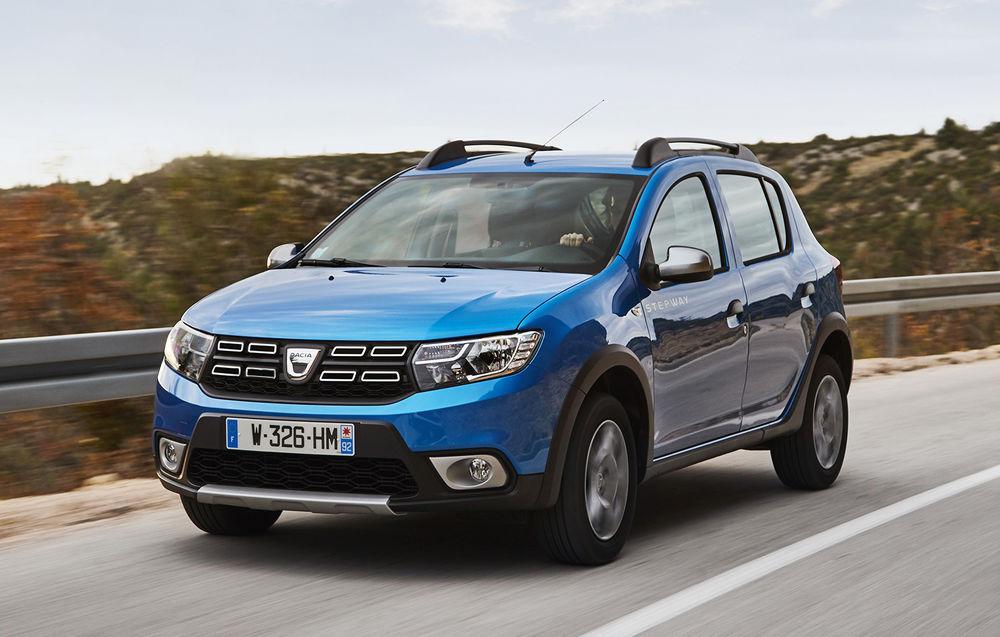 Dacia Sandero este masina care s-a vandul cel mai bine in Europa