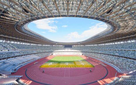 Jocurile Olimpice de la Tokyo au fost inchise